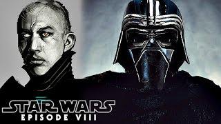 getlinkyoutube.com-Star Wars Episode 8 Kylo Ren Design Description