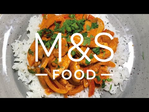 Chris' Super-Creamy Paprika Pork | M&S FOOD