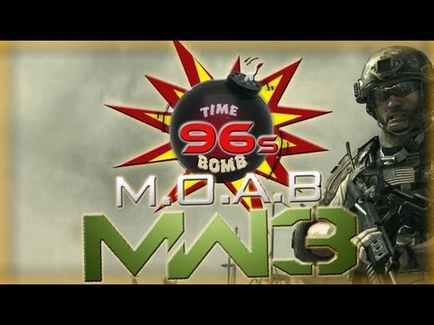 MW3: 96 SECOND MOAB!! (P90 RUSHING)