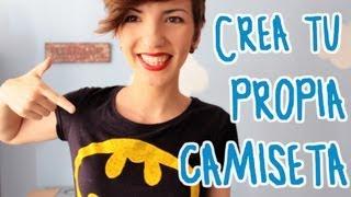 getlinkyoutube.com-Crea tu propia camiseta ¡fácil y barato! - EL RINCÓN DEL MANITAS