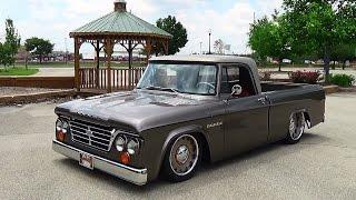 getlinkyoutube.com-1965 Dodge D100 Sweptline Goodguy's Indy Nationals 2015