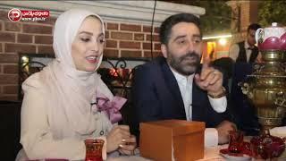 getlinkyoutube.com-مجری زن سرشناس تلویزیون عروس شد/این شما و این زوج جدید هنر ایران/قسمت اول