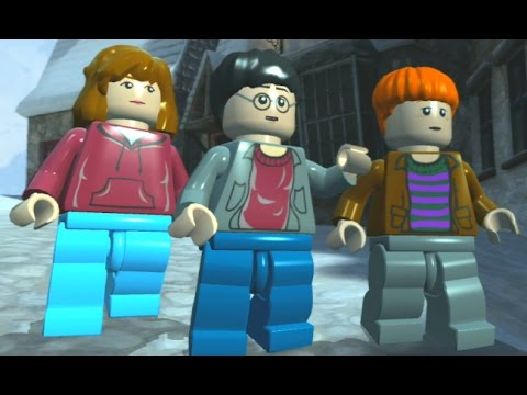 LEGO Harry Potter Years 1-4 Walkthrough Part 9 - Year 3 - 'Hogsmeade & Mischief Managed'