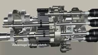 getlinkyoutube.com-ZF 7DT dual clutch transmission