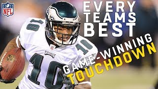 Every Team's Best Game-Winning Touchdown of All Time