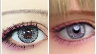 getlinkyoutube.com-Tutorial : Anime Eye Makeup 82 • Lili Rochefort