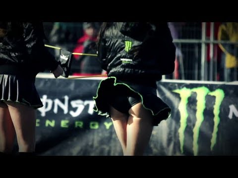 Ken Block: Gymkhana Grid Europe 2012 - Finale ft. Vaughn Gittin Jr. [HD]