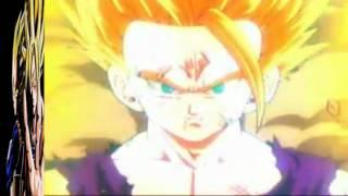 getlinkyoutube.com-Dragon Ball Z / Kai - Comparación de Doblajes #7 Gohan se enfada