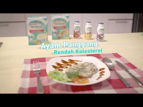 Ayam Panggang Rendah Kolesterol - Versi Pendek