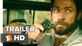 getlinkyoutube.com-13 Hours: The Secret Soldiers of Benghazi Official Trailer #1 (2016) - John Krasinski Thriller HD
