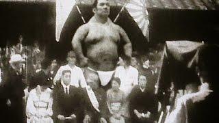 getlinkyoutube.com-Nephilim (Gigante) japones aparece en Documental antiguo | Evidencia X