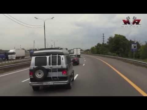 Шевроле Шеви Ван G20 с Японским мотором 1uz-fe с акпп-5 за 400тыс.руб.