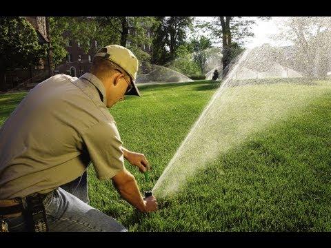 Como instalar um sistema de irrigação