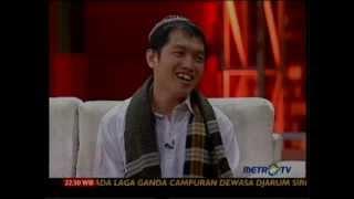 Agustinus Wibowo, Kick Andy Show---Sang Petualang