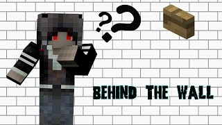 Minecraft Map Behind The Wall  พิชิตปริศนาตามล่าหาปุ่มหลังกำแพง