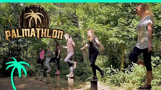 getlinkyoutube.com-Palmathlon : Toute l'équipe s'affronte !