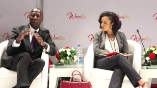 Yaw Nsarkoh Speaking at WIMBIZ 14th Annual Conference