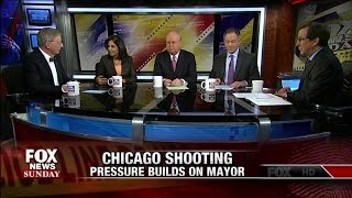 getlinkyoutube.com-Chicago Shooting  - Pressure Builds on Mayor Rahm Emanuel