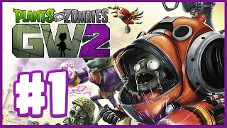 KILL THE PLANTS! | Plants Vs Zombies Garden Warfare 2 | Garden Warfare 2 BETA Part 1