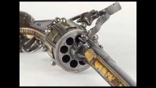 getlinkyoutube.com-The world's oldest revolver