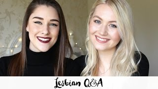getlinkyoutube.com-LGBT+ Q&A: Coming Out, First Lesbian Relationship etc | Meg Says