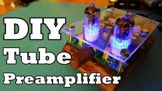 getlinkyoutube.com-DIY Tube Preamplifier