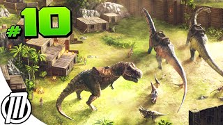 getlinkyoutube.com-BASE BUILDING!! - ARK Survival Evolved: Ep 10 - Gameplay Live Stream