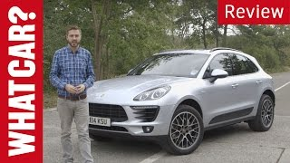 getlinkyoutube.com-2015 Porsche Macan review - What Car?