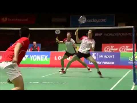 ah leb - Fu HaiFeng Smash Compilation (Final - Yonex BWF World Champs 2011)