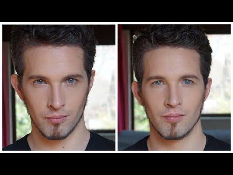 Maquiagem Masculina - Beleza Rústica