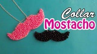 getlinkyoutube.com-Collar de Mostacho - FLORITERE - 2013