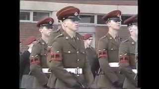 getlinkyoutube.com-Royal Military Police, Pass Out Parade, 2 November 1988.