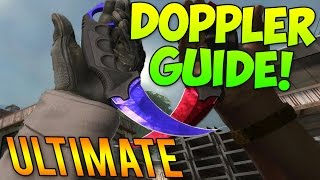 getlinkyoutube.com-CS GO - The Complete Doppler Knives Guide