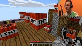 Odustajem?! Minecraft Total House Bombover ep.2 [Srpski Gameplay] ☆ SerbianGamesBL ☆