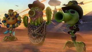 getlinkyoutube.com-Plants VS Zombies: Garden Warfare - Zomboss Down