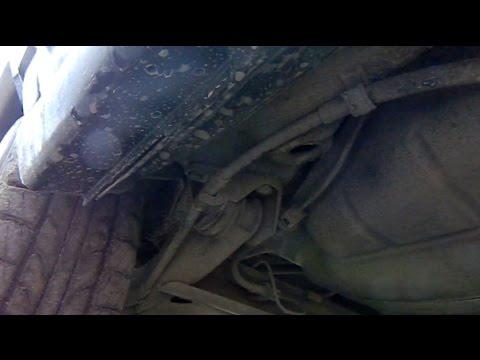 Скрип в задней части авто, что делать? ВАЗ