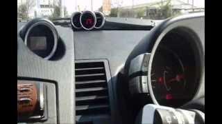 getlinkyoutube.com-Z33 激速 スーパーチャージャー 仕様 with CARSHOP LEAD.wmv