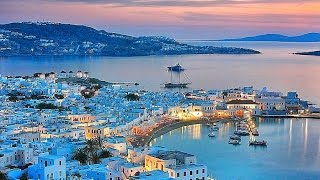 getlinkyoutube.com-Mykonos - Greece !!! One of the most Elegant  & Fashionable Island Holiday Destination in the World.