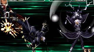 MUGEN Boss Igniz Original Zero vs Gustab m  type f Boss psyqhical