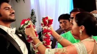 getlinkyoutube.com-Uttaran- Rathore & Tapasya marriage behind the  scences special moments