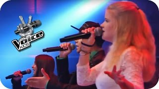 Adele - Hello (Samira, Noël, Jette) | The Voice Kids 2016 | Battles | SAT.1