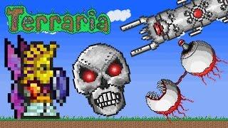 getlinkyoutube.com-Terraria Xbox - Boss Hunting [156]