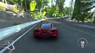getlinkyoutube.com-DriveClub - Ferrari 488 GTB Gameplay