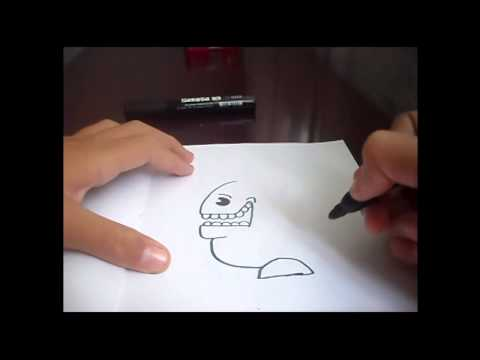 Desenho de grafite(pv)