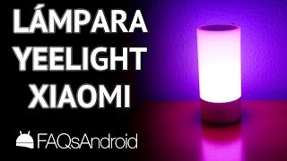 getlinkyoutube.com-Análisis Lámpara Yeelight Xiaomi