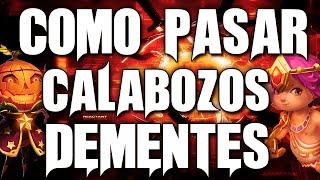 getlinkyoutube.com-Castillo Furioso:  Como pasar los calabozos Dementes