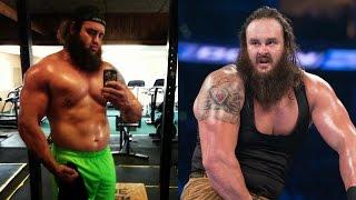getlinkyoutube.com-Wrestling Origins: Braun Strowman