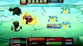 getlinkyoutube.com-Adventure Map - Monster Legends Adventure Map Level 80