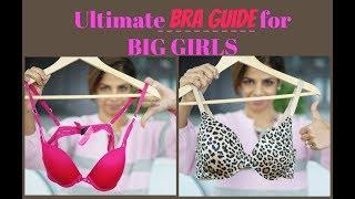 BIG BREASTS GET PERFECT BRAS: Big Boob Bra Problems NO MORE/BLUSH WITH ME-PARMITA