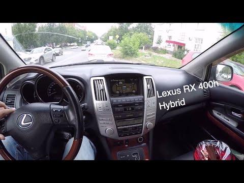 Lexus RX 400h вся правда